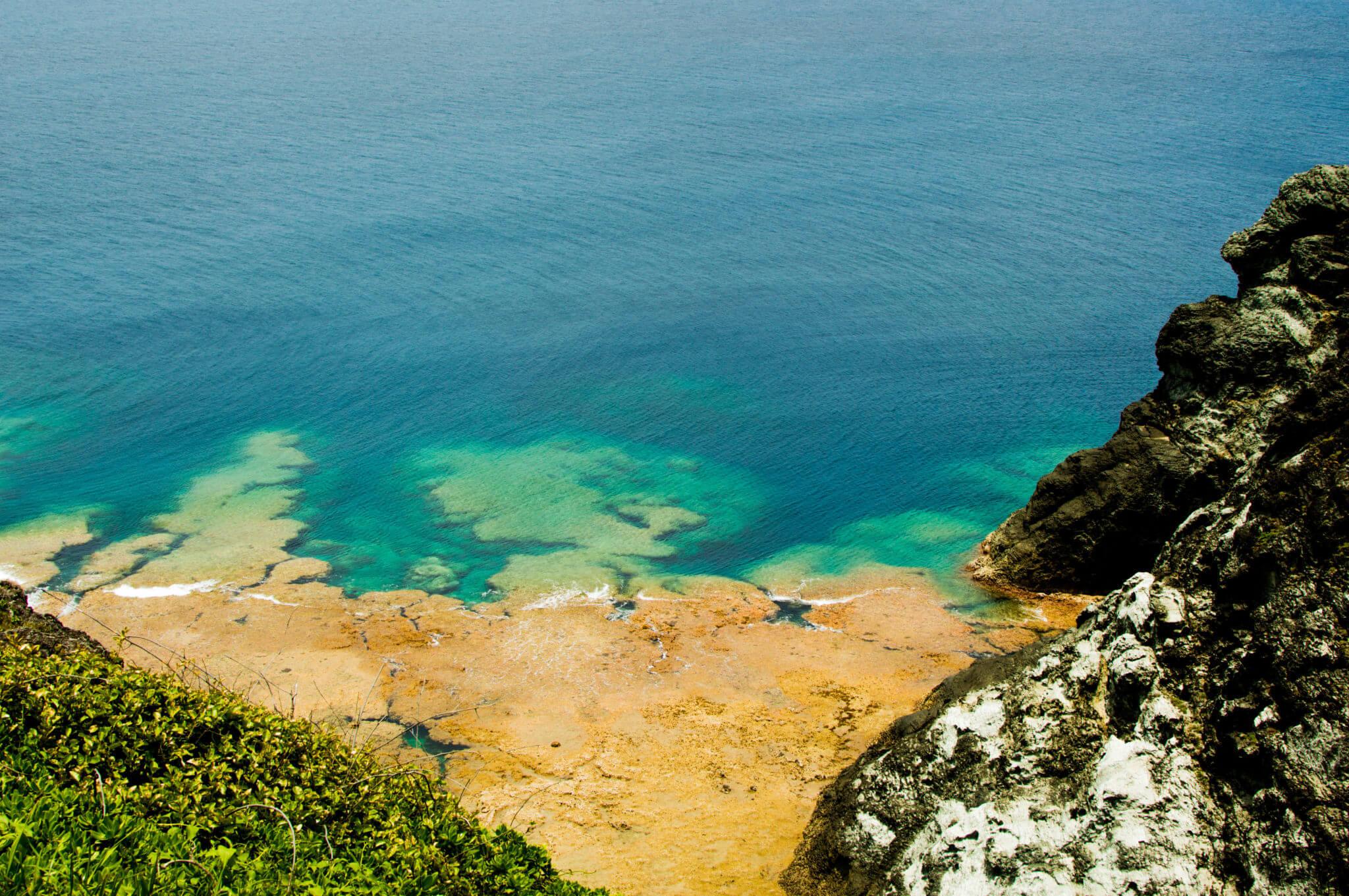 海の日だし、沖縄のリーフで生き物の写真撮ったり釣りしたりして遊び回ってきた。一人で。