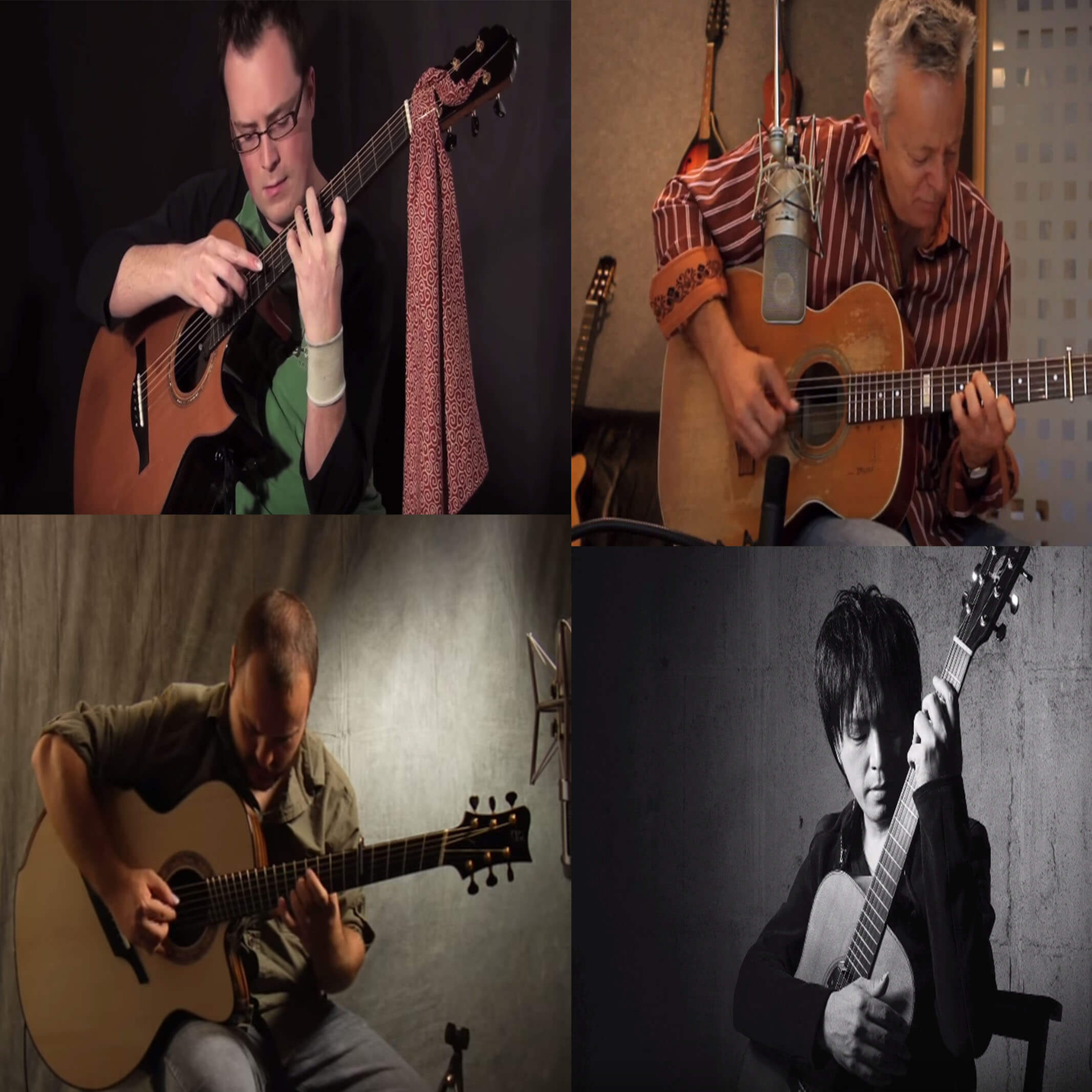【厳選】ソロギ歴15年の僕が選ぶ究極のアコギインスト系ソロギタリスト9人
